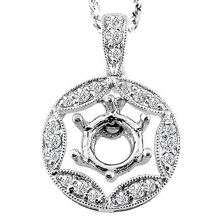 Diamond Drop pendant Pendant
